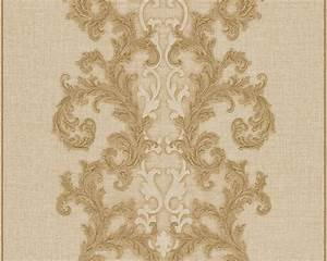 Tapete Barock Gold : tapete vlies barock gold as creation versace 96232 2 ~ Orissabook.com Haus und Dekorationen