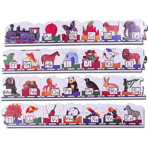 and doug floor puzzles alphabet alphabet floor puzzle by doug lights on