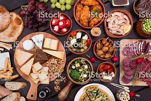Tapas Food Stock Photo & More Pictures of Above | iStock