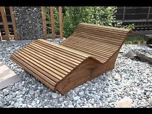 Garten Kiste Holz : relaxliege garten holz selber bauen ~ Whattoseeinmadrid.com Haus und Dekorationen