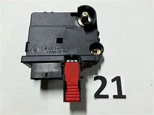 Mercedes W220 S430 S500 S600 S55 Fuse Junction Terminal A0005401950 2000