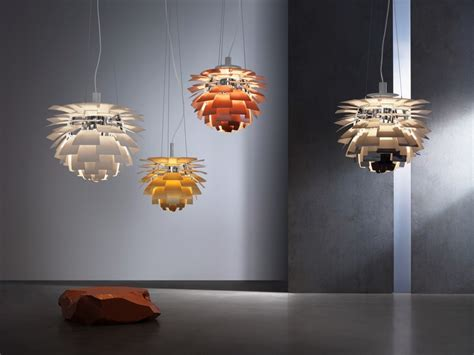 Louis Poulsen Artichoke Brass Pendant Light By Poul