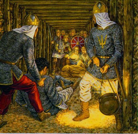 Ottoman Byzantine by Ottoman Miners Trapped By The Byzantine Troops Byzantine