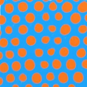 Orange Polka Dots Free Stock Photo - Public Domain Pictures