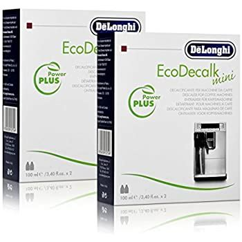 Ships from and sold by shawstore. Amazon.com: DeLonghi Eco 3.4 Ounce Mini Descaler, Set of 2: Kitchen & Dining