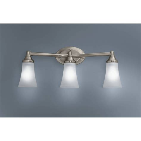 Moen Bathroom Light Fixtures by Moen Yb2863ch Chrome Vanity Light Bathroom Lighting