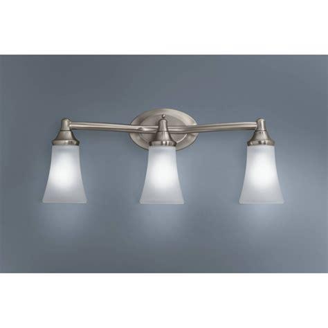 Moen YB2863CH Eva Chrome Vanity Light Bathroom Lighting