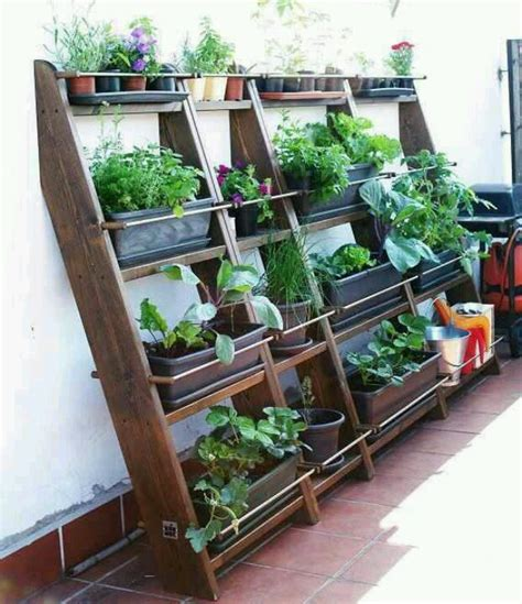56 best images about space saving gardens on
