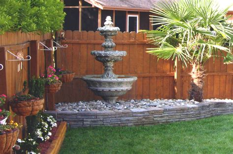 pictures of water fountains in gardens garden finance types of garden fountains garden finance