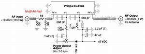 Portable Gsm900 Cellular Phone Jammer Circuit Diagram