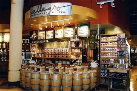 Allegro coffee is an environmentally friendly company that was founded in the 1970s eventually becoming one of the first specialty brands in the 1980s. Coffee & Tea Department | Whole Foods Market