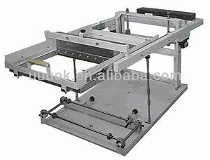 Manual Curved Surface Pen Screen Printing Machine  View