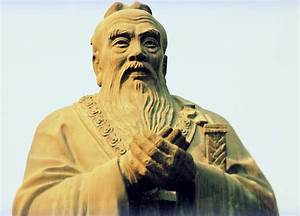 Confucius: Philosopher, Educationist And Great Intellect ...
