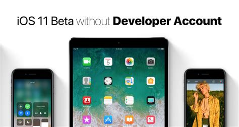 How to Download & Install iOS 11 Beta 6 Without a ...
