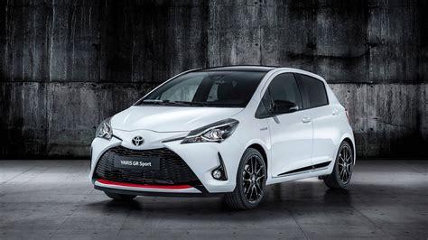 2019 Toyota Yaris by 2019 Toyota Yaris Gr Sport Isn T Your Average Hybrid