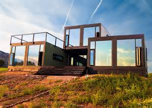 homes and interiors shipping container homes 15 ideas for inside the box