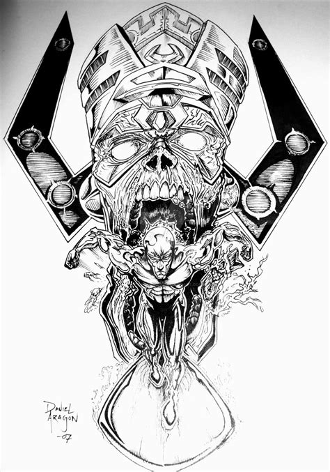 Image result for galactus creates silver surfer | The Element Man | Silver surfer comic, Surfer