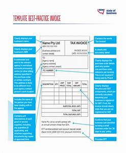 Template For Service Invoice Free 12 Tax Invoice Examples Samples In Google Docs