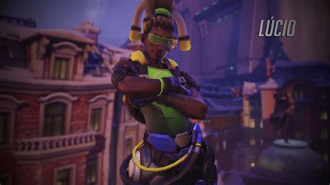 Overwatch Lucio Wallpaper 1920 X 1080 By Mac117 On