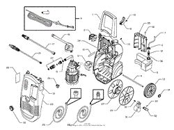 briggs and stratton power products 020317 0 580 752020 1 800 psi craftsman parts diagram for
