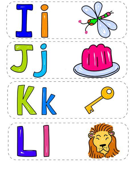 Il Alphabet Flash Cards Kidspressmagazinecom