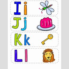 Il Alphabet Flash Cards  Alphabet Flash Cards And Worksheets