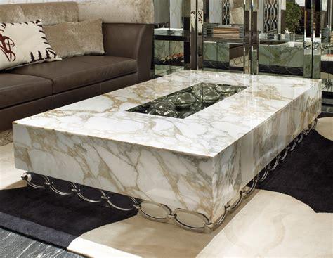 luxuryous of granite coffee tables marble top