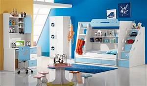 Etagenbett Für Kinderzimmer : etagenbett kinderzimmer in wei blau lackiert inklusive mit treppe und bettkasten ~ Sanjose-hotels-ca.com Haus und Dekorationen