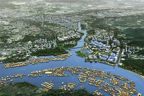 bandar seri begawan development master plan hok