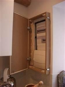 Comment Cacher Un Compteur électrique Dans Une Entrée : tout faire dans la maison cacher le tableau lectrique ~ Melissatoandfro.com Idées de Décoration