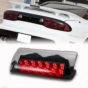 2002 Gmc Sierra Lights Pontiac Firebird 1993 2002 Smoked Led Third Brake Light