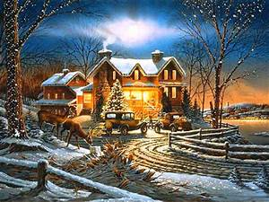 7 Most Beautiful Animated Christmas Background For ...