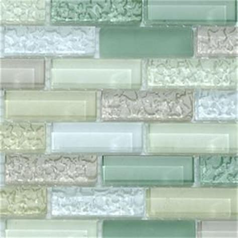 1000 images about bella glass tiles crystile blend