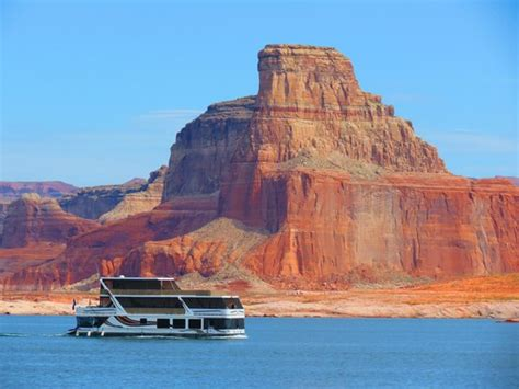 Boat Tour Page Az by The Lake Picture Of Lake Powell Boat Tours Page
