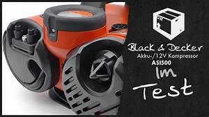 Akku Staubsauger Black Und Decker : black decker asi500 akku 12v kompressor luftpumpe ~ Jslefanu.com Haus und Dekorationen