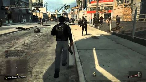 Dead Rising 3 Gameplay Pc Demostración 1 Youtube