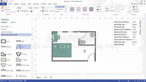 How To Design Our Home Using Visio 2013