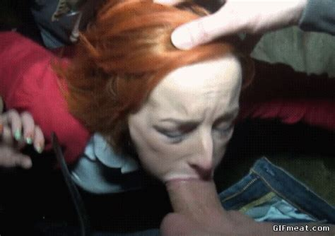 amateur redhead takes a big fat dick down her throat like a pro porn collection