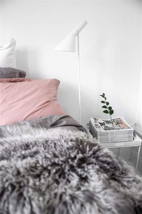 grey fur throw ideas  pinterest comfy bed