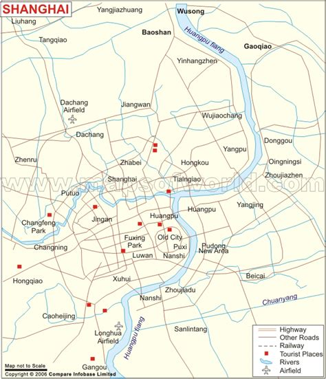 Shanghai Carte Du Monde by Shanghai Carte Et Image Satellite