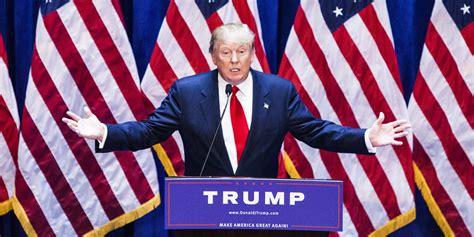trump donald america presidential