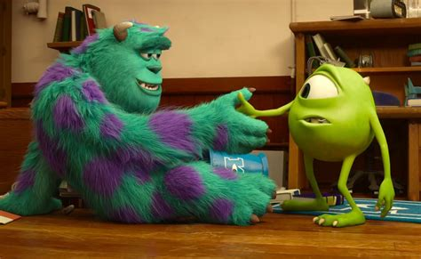 Monsters University Official Trailer 2 Hd Youtube