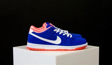 Nike SB Dunk Low Pro全新蓝橙配色 球鞋资讯 FLIGHTCLUB中文站|SNEAKER球鞋资讯第一站