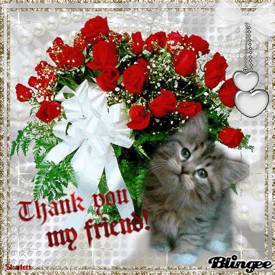 I Thank You My Friend Picture #125409333 Blingeecom