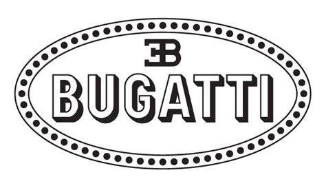 His name is ettore bugatti. Bugatti Car Logo