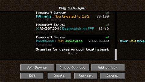[guide] How To Join The Hivemc Server Network!