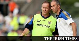 Clare football manager Colm Collins handed 12 week ban