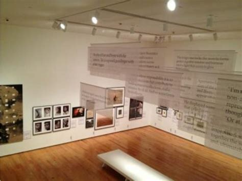 Fall Exhibitions And Programs At The Davis Museum At