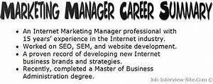Career Summary Examples 3 Resume Summary Examples That Ll Give You Better Ideas