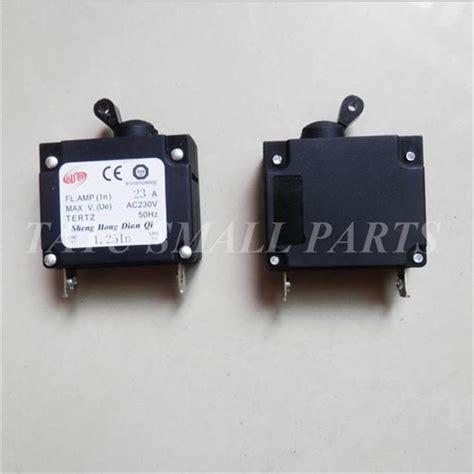 electric circuit breaker  honda gx